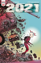 Image: 2021 Lost Children #1 (cover A - Stokoe) - Titan Comics