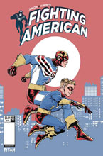 Image: Fighting American: Ties That Bind #3 (cover A - Tong) - Titan Comics