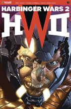 Image: Harbinger Wars 2 #1 (cover B - Suayan) - Valiant Entertainment LLC