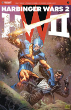 Image: Harbinger Wars 2 #1 (cover G - Pre-Order Bundle) - Valiant Entertainment LLC