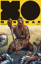 Image: X-O Manowar [2017] #15 (New Arc) (cover A - Larosa) - Valiant Entertainment LLC