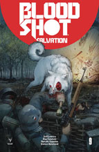 Image: Bloodshot Salvation #9 (cover A - Rocafort) - Valiant Entertainment LLC