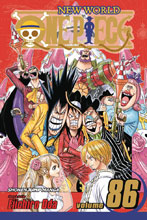 Image: One Piece Vol. 86 GN  - Viz Media LLC