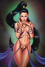 Image: Jasmine: Crown of Kings #1 (cover C - McCoy) - Zenescope Entertainment Inc