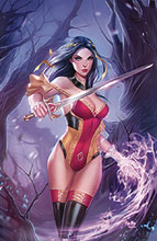 Image: Grimm Fairy Tales #18 (cover C - Mos) - Zenescope Entertainment Inc
