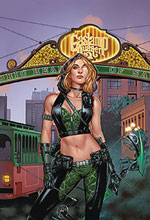 Image: Robyn Hood: The Curse #5 (cover C - McCoy) - Zenescope Entertainment Inc