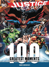 Image: 100 Greatest Moments: Justice League HC  - Chartwell Books