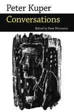 Image: Peter Kuper Conversations SC  - University Press of Mississipp
