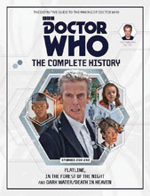 Image: Doctor Who Complete History Vol. 70: 12th Doctor Stories  (250-252) HC - Hachette Partworks