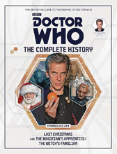 Image: Doctor Who Complete History Vol. 72: 12th Doctor Stories  (253-254) HC - Hachette Partworks