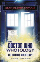 Image: Doctor Who: Who Ology Regenerated Edition - Offic Miscellany HC  - Harper Design