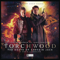 Image: Torchwood Audio CD: The Death of Capt. Jack  - Big Finish