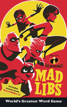 Image: Incredibles Mad Libs  - Penguin Books