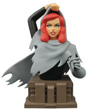 Image: Batman The Animated Series Bust: Maskless Phantasm  - Diamond Select Toys LLC