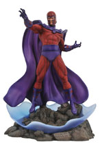 Image: Marvel Premium Collector Statue: Magneto  - Diamond Select Toys LLC
