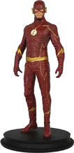 Image: Flash TV Statue: Flash Season 4  - Icon Heroes