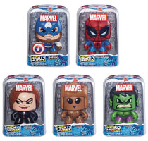 Image: Marvel Mighty Muggs Figure Assortment 201801  - Hasbro Toy Group