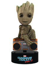 Image: Guardians of the Galaxy 2 Body Knocker: Groot  - Neca
