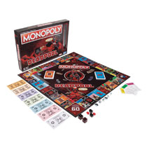 Image: Deadpool Monopoly Case  - Hasbro Toy Group