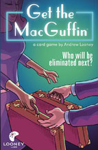 Image: Get the MacGuffin Card Game  - Looney Labs