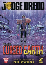 Image: Judge Dredd: Cursed Earth Expedition Game  - Osprey Publishing
