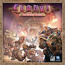 Image: Clank Mummy's Curse Expansion  - Renegade Game Studio