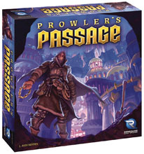 Image: Prowlers Passage Board Game  - Renegade Game Studio
