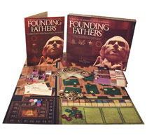 Image: Founding Fathers Board Game  - Ultra Pro International