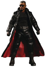 Image: One-12 Collective Marvel Action Figure: Blade  - Mezco Toys