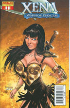 Image: Xena #1 - D. E./Dynamite Entertainment