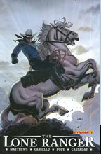 Image: Lone Ranger Vol. 02: Lines Not Crossed SC  - D. E./Dynamite Entertainment