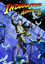 Image: Indiana Jones Adventures Vol. 02 SC