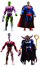 Image: History of the DCU Series 3 Action Figure Set  (4) -