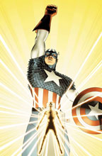 Image: Captain America: Reborn #1 (Cassaday variant cover) - Marvel Comics