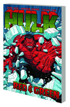 Image: Hulk: Red and Green Vol. 02 SC  - Marvel Comics