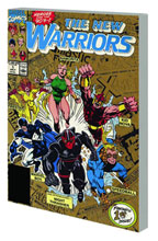Image: New Warriors Classic Vol. 01 SC