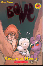 Image: Bone Vol. 09: Crown of Horns SC  (Color ed.) - Cartoon Books