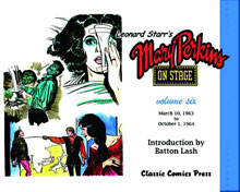 Image: Leonard Starr's Mary Perkins on Stage Vol. 06 SC  - Classic Comics Press Inc