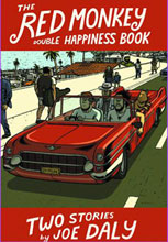 Image: Red Monkey Double Happiness Book HC  - Fantagraphics Books
