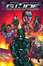 Image: G.I. Joe: The Rise of Cobra Movie Adaptation SC  - IDW Publishing