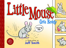 Image: Jeff Smith: Little Mouse Gets Ready HC  - Raw Junior LLC