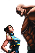 Image: Street Fighter Legends Chun Li #4 (cover A - Dogan) - Udon Entertainment Corp