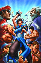 Image: Street Fighter Legends Chun Li #4 (cover B - Lee) - Udon Entertainment Corp