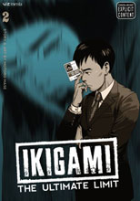 Image: Ikigami Ultimate Limit Vol. 02 GN  - Viz Media LLC