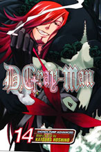 Image: D Gray Man Vol. 14 GN  - Viz Media LLC