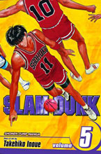 Image: Slam Dunk Vol. 05 GN  - Viz Media LLC