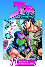 Image: Jojo's Bizarre Adventure Vol. 11 SC  - Viz Media LLC