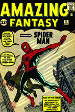 Image: Amazing Fantasy #15 Wall Poster  -