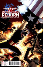 Image: Captain America Reborn #2 (Cassaday variant cover) - Marvel Comics