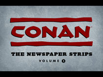 Image: Conan Newspaper Strips Vol. 01 HC  - Dark Horse